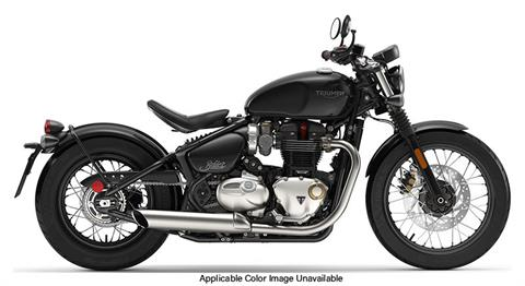 2019 Triumph Bonneville Bobber in Port Clinton, Pennsylvania - Photo 1