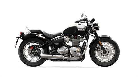 2019 Triumph Bonneville Speedmaster in Belle Plaine, Minnesota