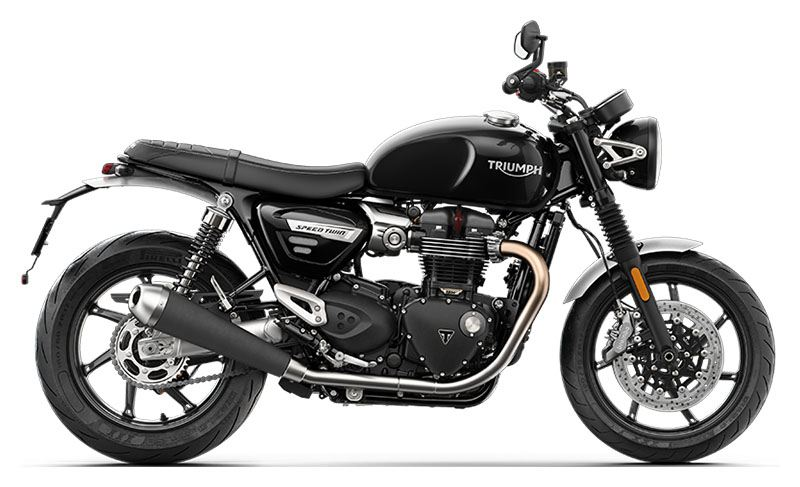 2019 Triumph Bonneville Speed Twin in Iowa City, Iowa