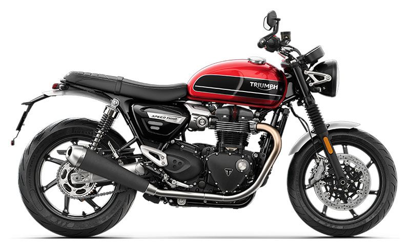 2019 Triumph Bonneville Speed Twin in Greensboro, North Carolina