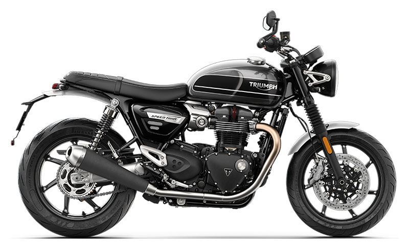 2019 Triumph Bonneville Speed Twin in Greenville, South Carolina
