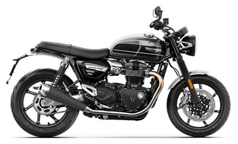 2019 Triumph Bonneville Speed Twin in Mahwah, New Jersey