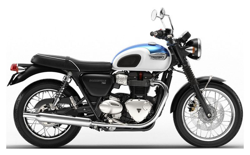 2019 Triumph Bonneville T100 in Dubuque, Iowa