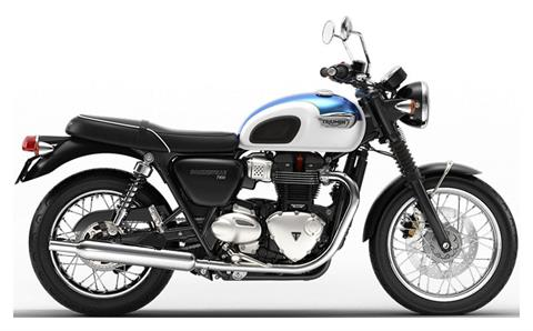 2019 Triumph Bonneville T100 in Shelby Township, Michigan