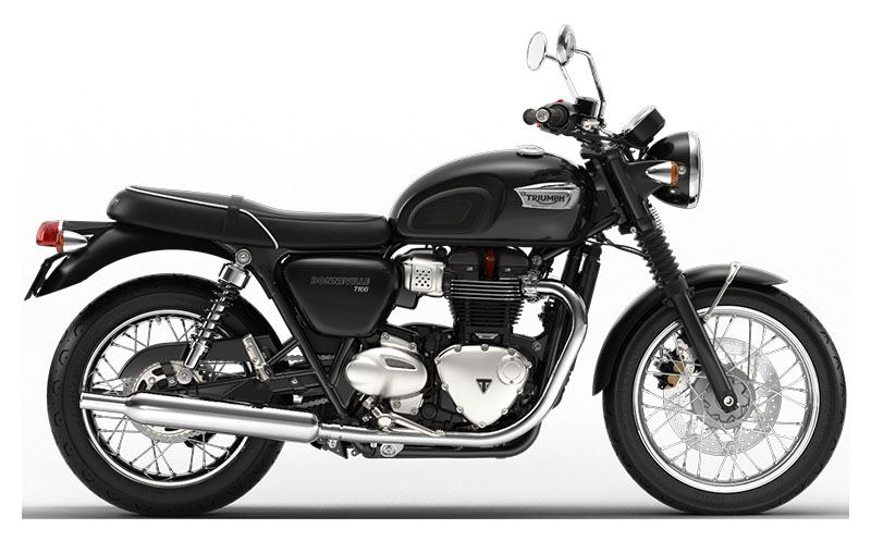 2019 Triumph Bonneville T100 in Greenville, South Carolina