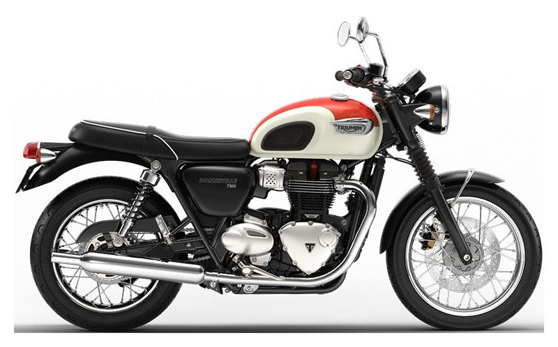 2019 Triumph Bonneville T100 in Greensboro, North Carolina - Photo 1