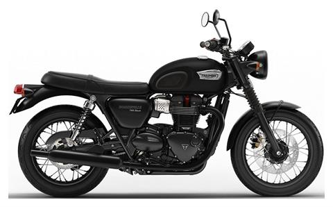 2019 Triumph Bonneville T100 Black in Mahwah, New Jersey