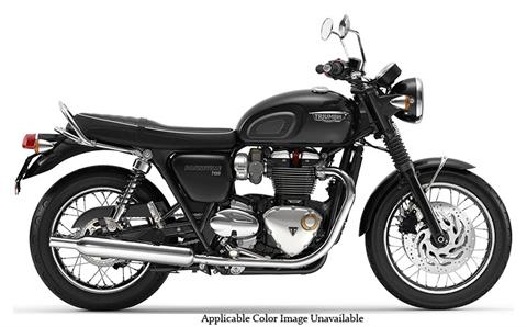2019 Triumph Bonneville T120 in Shelby Township, Michigan