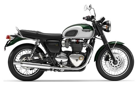 2019 Triumph Bonneville T120 in Enfield, Connecticut
