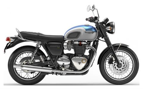 2019 Triumph Bonneville T120 in Belle Plaine, Minnesota - Photo 1