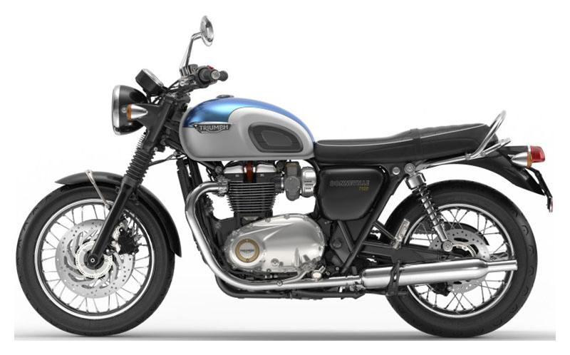 2019 Triumph Bonneville T120 in Goshen, New York