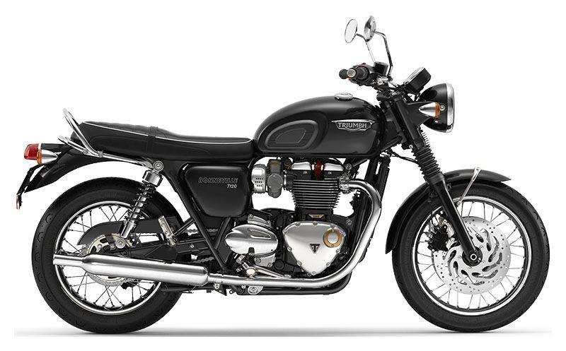 2019 Triumph Bonneville T120 in Columbus, Ohio