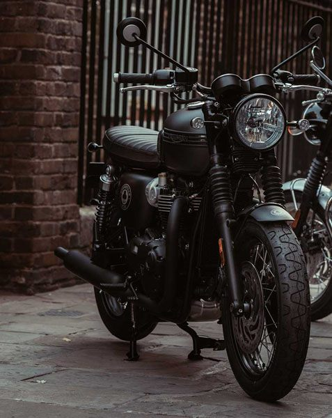 New 2019 Triumph Bonneville T120 Ace Motorcycles For Sale In Norfolk