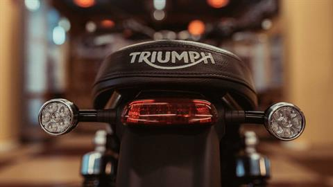 2019 Triumph Bonneville T120 ACE in Saint Charles, Illinois