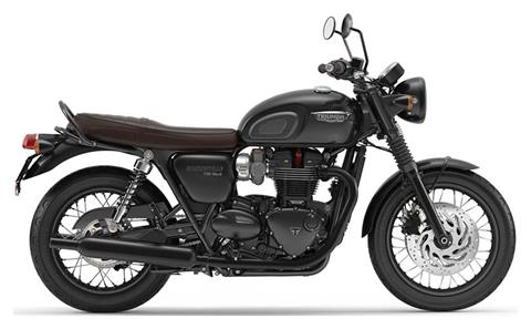 2019 Triumph Bonneville T120 Black in Belle Plaine, Minnesota