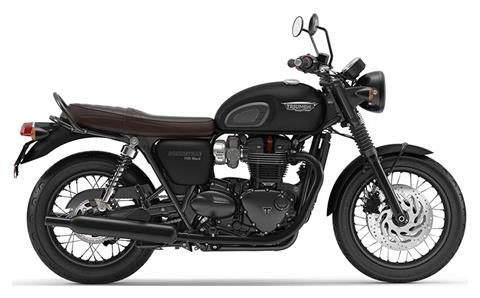 2019 Triumph Bonneville T120 Black in Greenville, South Carolina - Photo 1