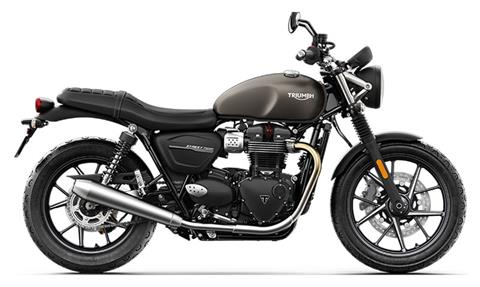 2019 Triumph Street Twin 900 in Iowa City, Iowa