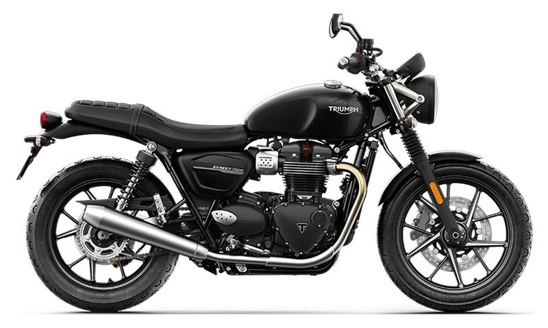 2019 Triumph Street Twin 900 in Norfolk, Virginia - Photo 1