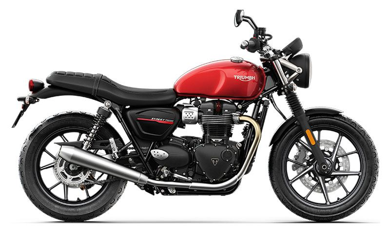 2019 Triumph Street Twin 900 in Bakersfield, California - Photo 1
