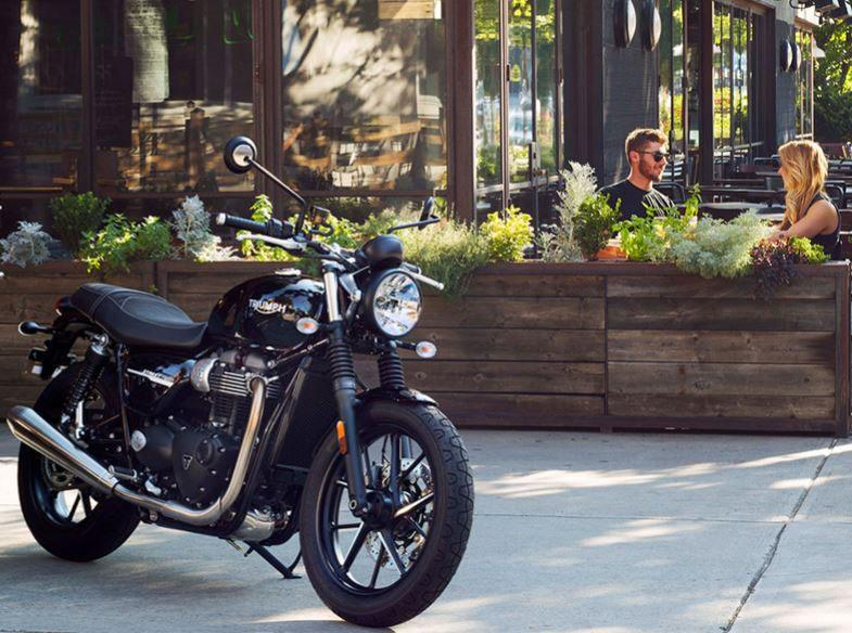 2019 Triumph Street Twin 900 in Columbus, Ohio