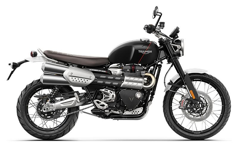 2019 Triumph Scrambler 1200 XC in Shelby Township, Michigan - Photo 1