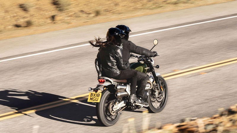 2019 Triumph Scrambler 1200 XC in Dubuque, Iowa