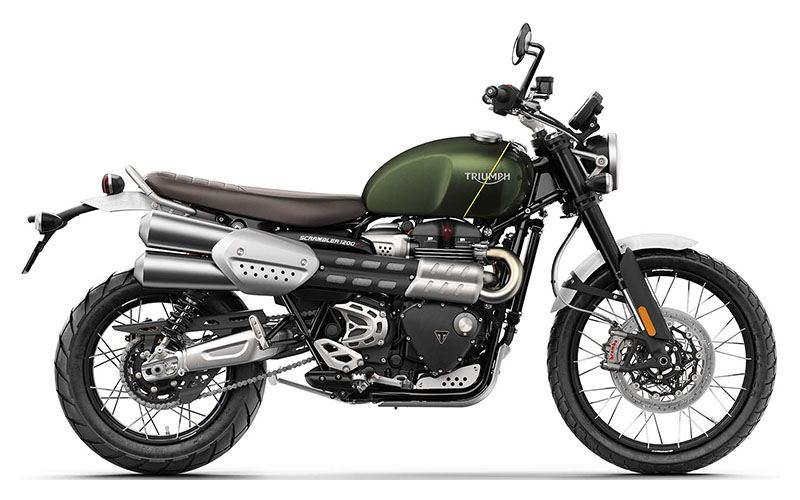 2019 Triumph Scrambler 1200 XC in Cleveland, Ohio - Photo 1