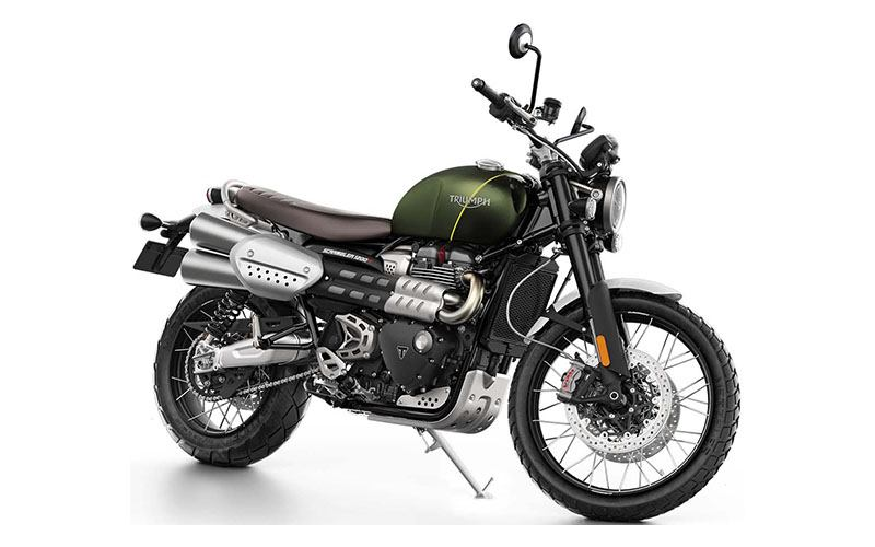 2019 Triumph Scrambler 1200 XC in Cleveland, Ohio - Photo 3
