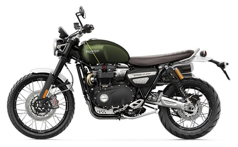 2019 Triumph Scrambler 1200 XC in Cleveland, Ohio - Photo 2