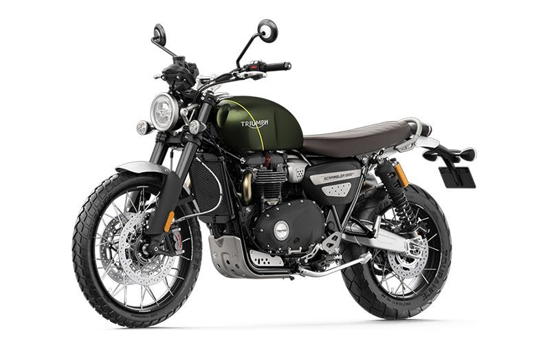 2019 Triumph Scrambler 1200 XC in Cleveland, Ohio - Photo 4