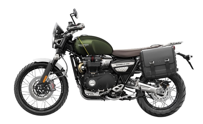 2019 Triumph Scrambler 1200 XC - Showcase in Belle Plaine, Minnesota - Photo 2