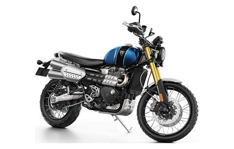 2019 Triumph Scrambler 1200 XE in Cleveland, Ohio - Photo 3
