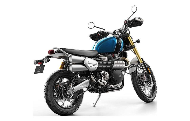 2019 Triumph Scrambler 1200 XE in Shelby Township, Michigan