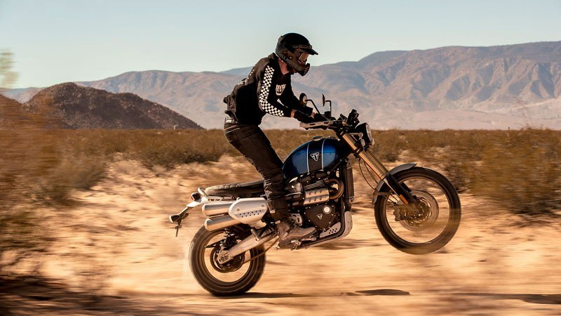 2019 Triumph Scrambler 1200 XE in Greenville, South Carolina