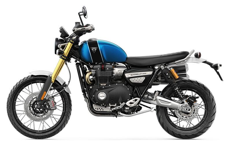 2019 Triumph Scrambler 1200 XE in Simi Valley, California