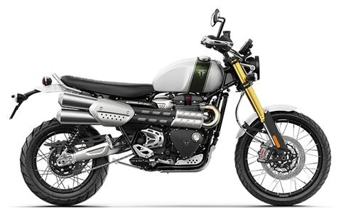 2019 Triumph Scrambler 1200 XE in New Haven, Connecticut
