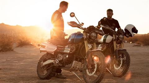 2019 Triumph Scrambler 1200 XE in Bakersfield, California - Photo 4