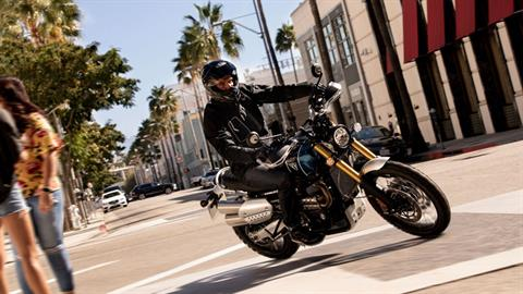 2019 Triumph Scrambler 1200 XE in Norfolk, Virginia