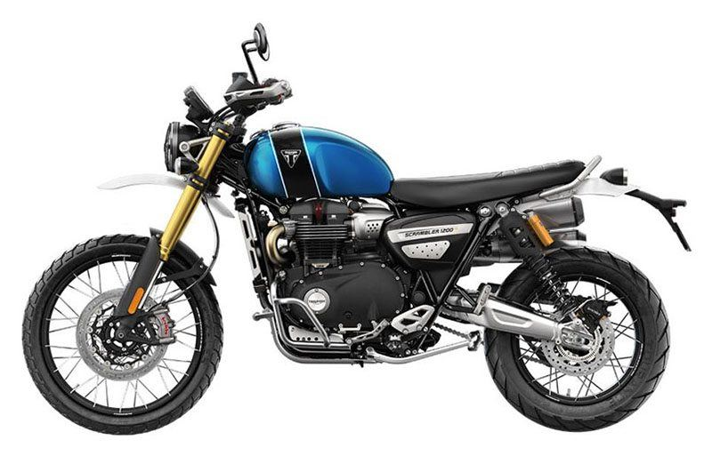 2019 Triumph Scrambler 1200 XE - Showcase in Shelby Township, Michigan