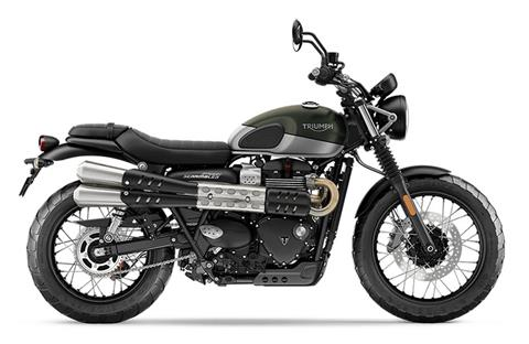 2019 Triumph Street Scrambler 900 in Iowa City, Iowa
