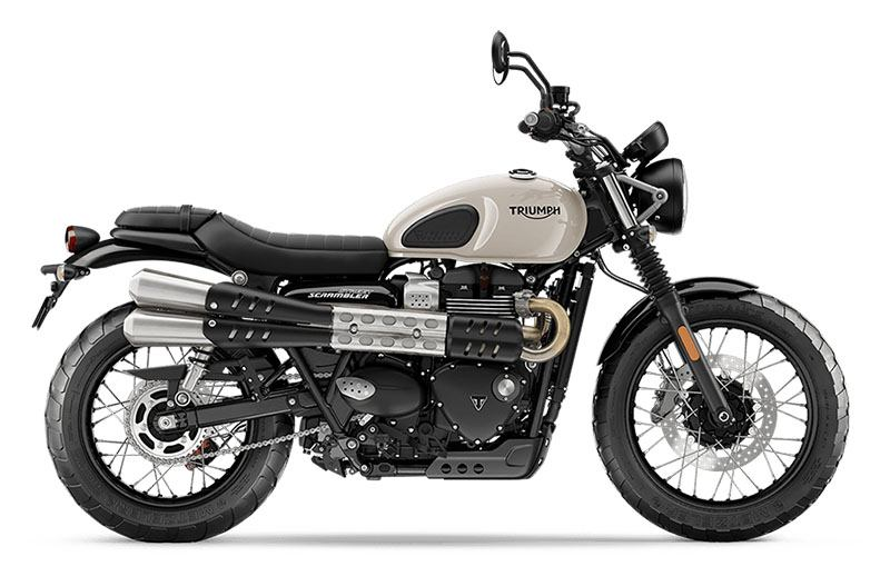 2019 Triumph Street Scrambler 900 in Shelby Township, Michigan