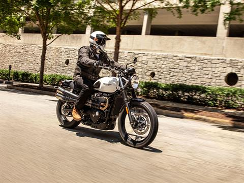 2019 Triumph Street Scrambler 900 in Dubuque, Iowa