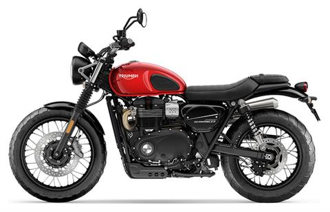 2019 Triumph Street Scrambler 900 in Greensboro, North Carolina