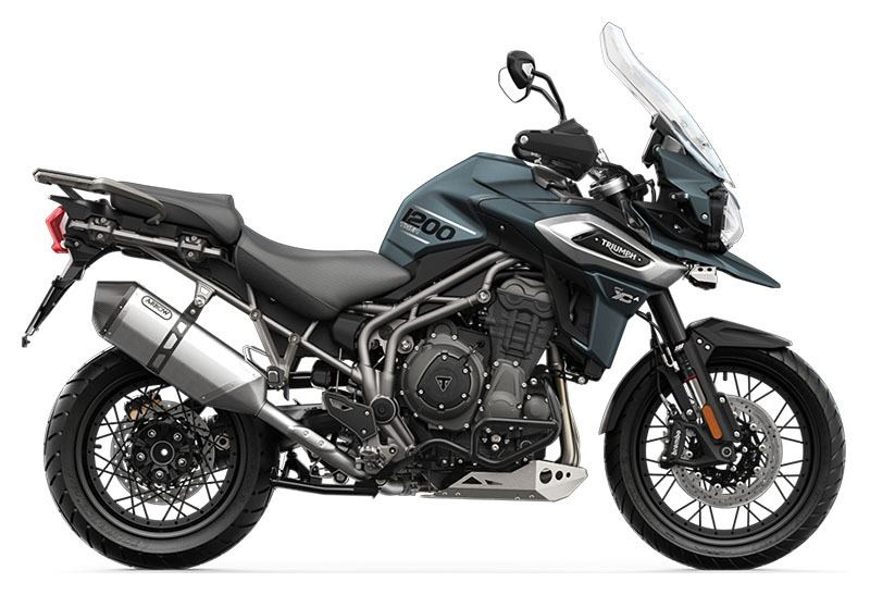 2019 Triumph Tiger 1200 XCa in Goshen, New York