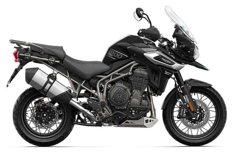 2019 Triumph Tiger 1200 XCx in Katy, Texas