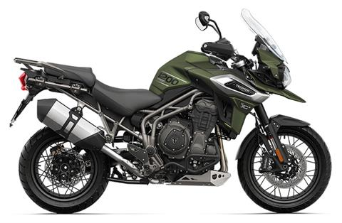 2019 Triumph Tiger 1200 XCx in Goshen, New York