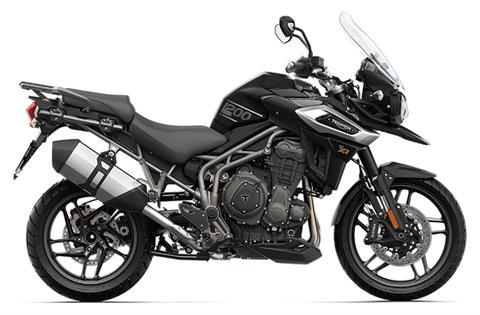 2019 Triumph Tiger 1200 XR in Kingsport, Tennessee