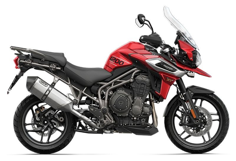 2019 Triumph Tiger 1200 XRt in Greensboro, North Carolina