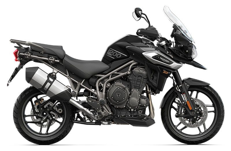 2019 Triumph Tiger 1200 XRx in Charleston, South Carolina