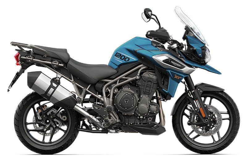 2019 Triumph Tiger 1200 XRx in Columbus, Ohio